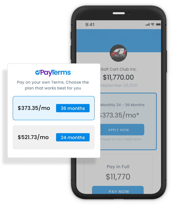 PayTerms by Choice